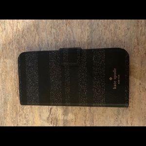 Kate Spade iPhone 7-8 plus folio Case